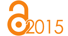 Open Access 2015 logo